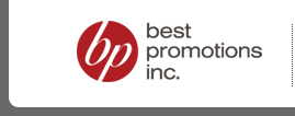 BEST PROMOTIONS INC.